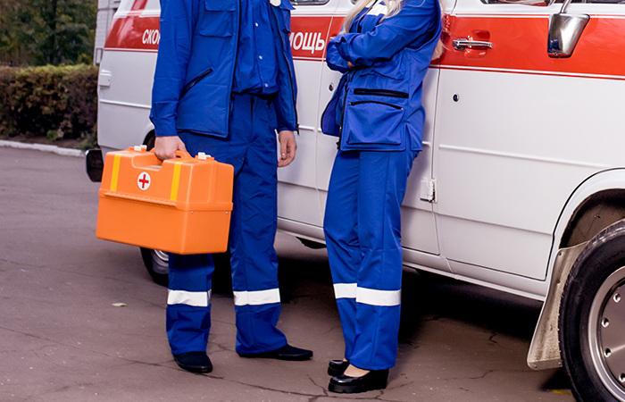 аптечка укладка скорой помощи