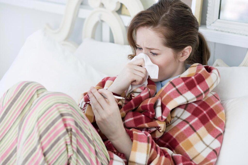 Противовирусные средства облегчают симптомы гриппа