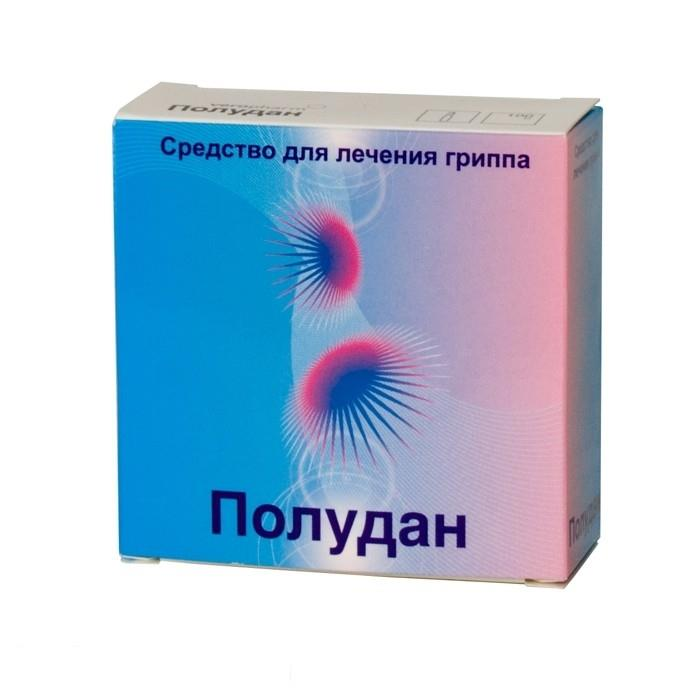Полудан - аналог Дерината