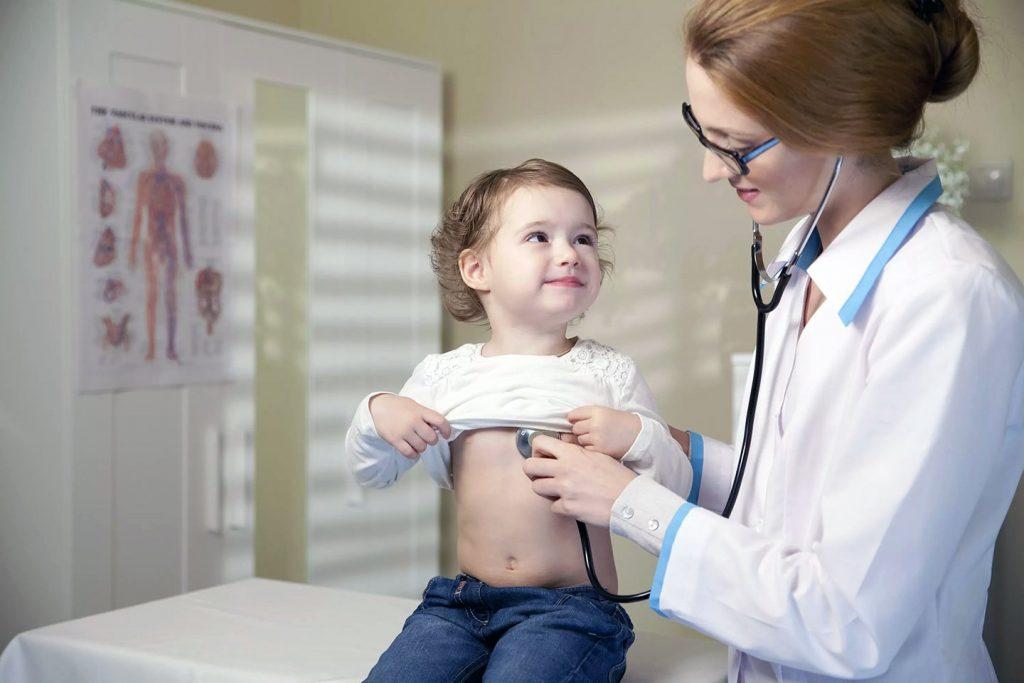 Применение у детей контролирует педиатр