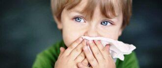 Простуда у детей: признаки, причины, диагностика и методы лечения