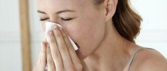 Вазомоторный ринит: симптомы, причины, диагностика, лечение