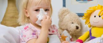 Причины насморка у ребенка: инфекция, аллергия и факторы риска