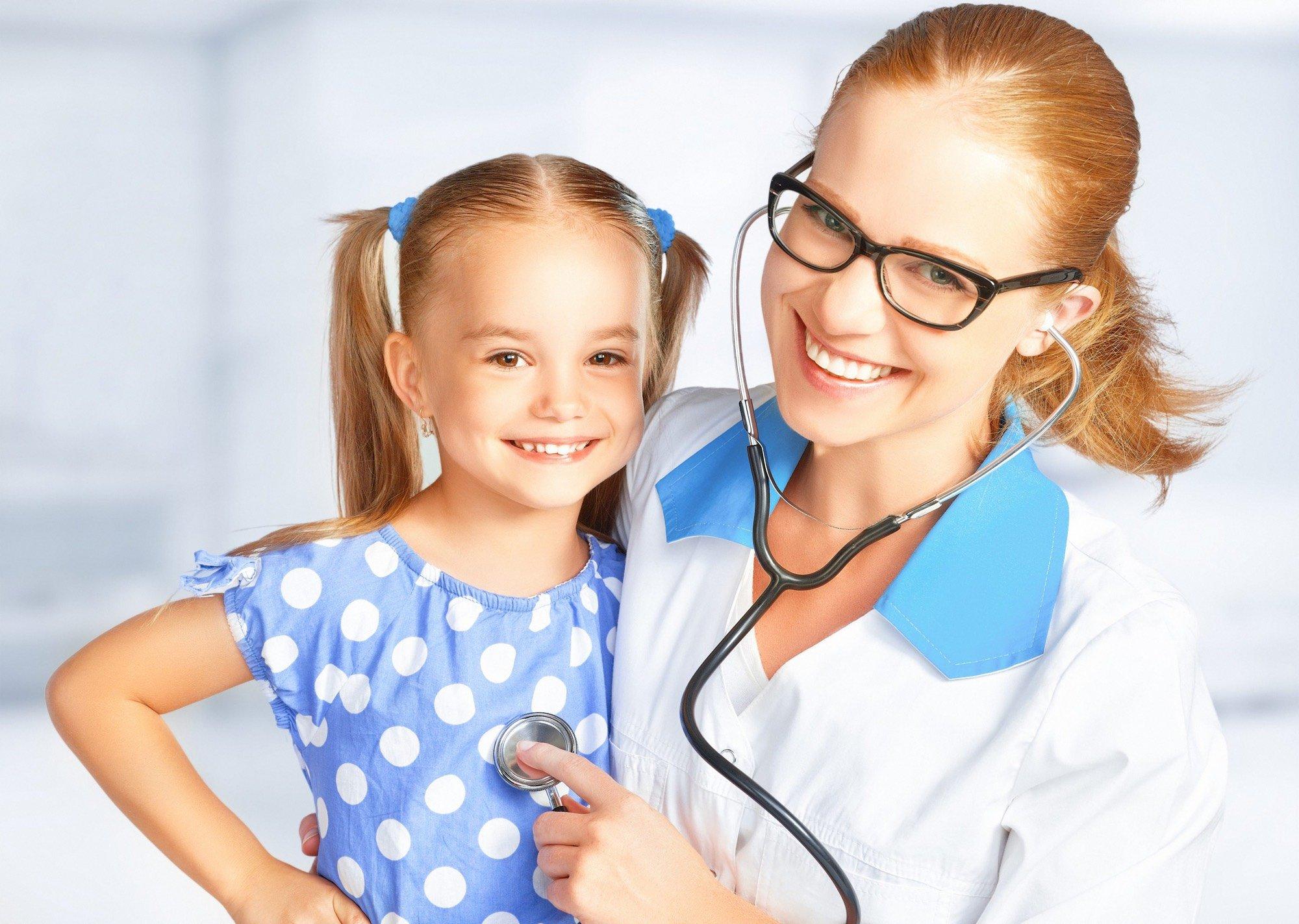 Ребенку нужен контроль лечения со стороны педиатра