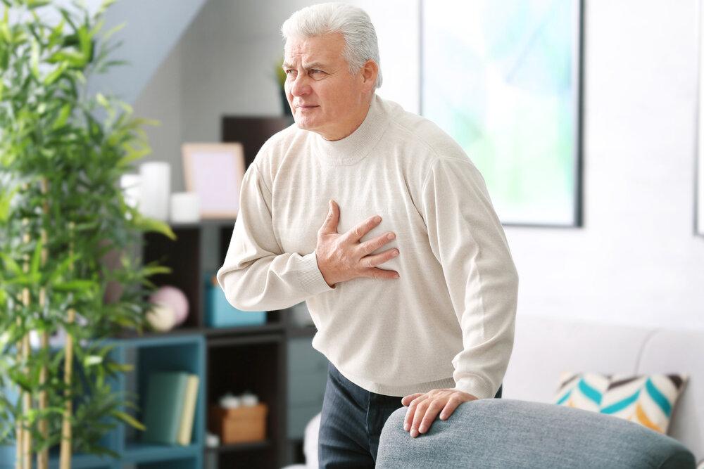 Одышка считается серьезным симптомом