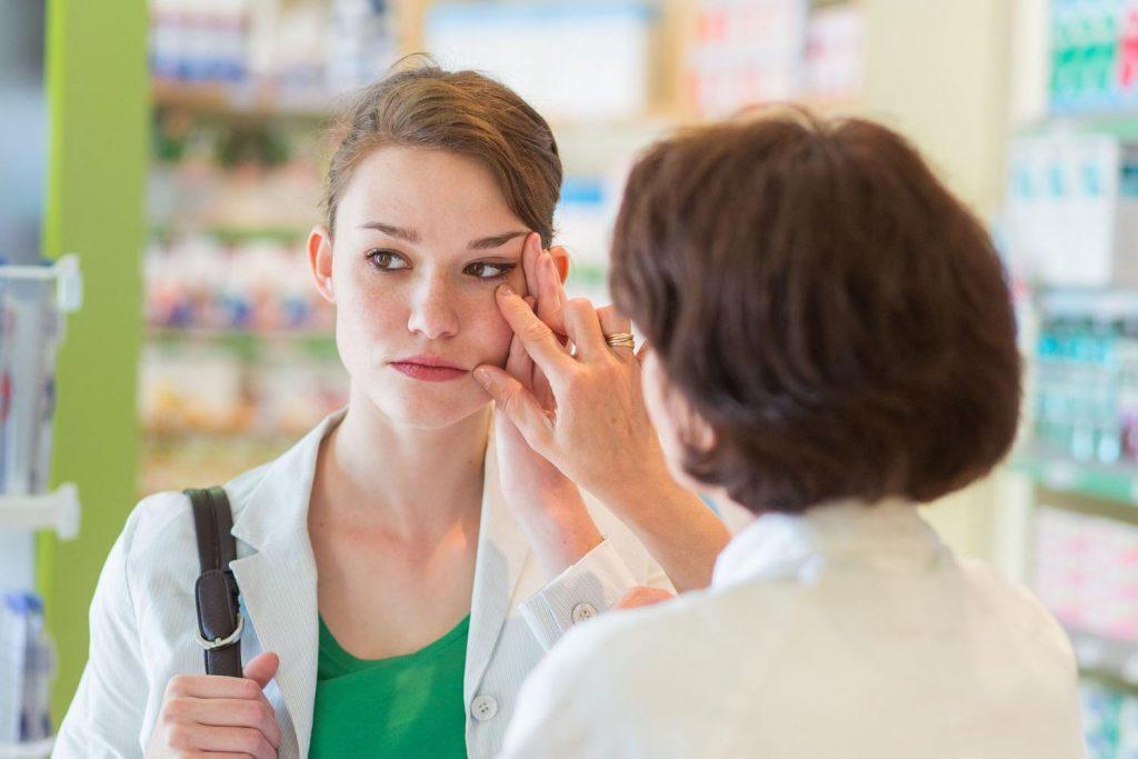 Желательно получить консультацию аллерголога до приема таблеток или сиропа
