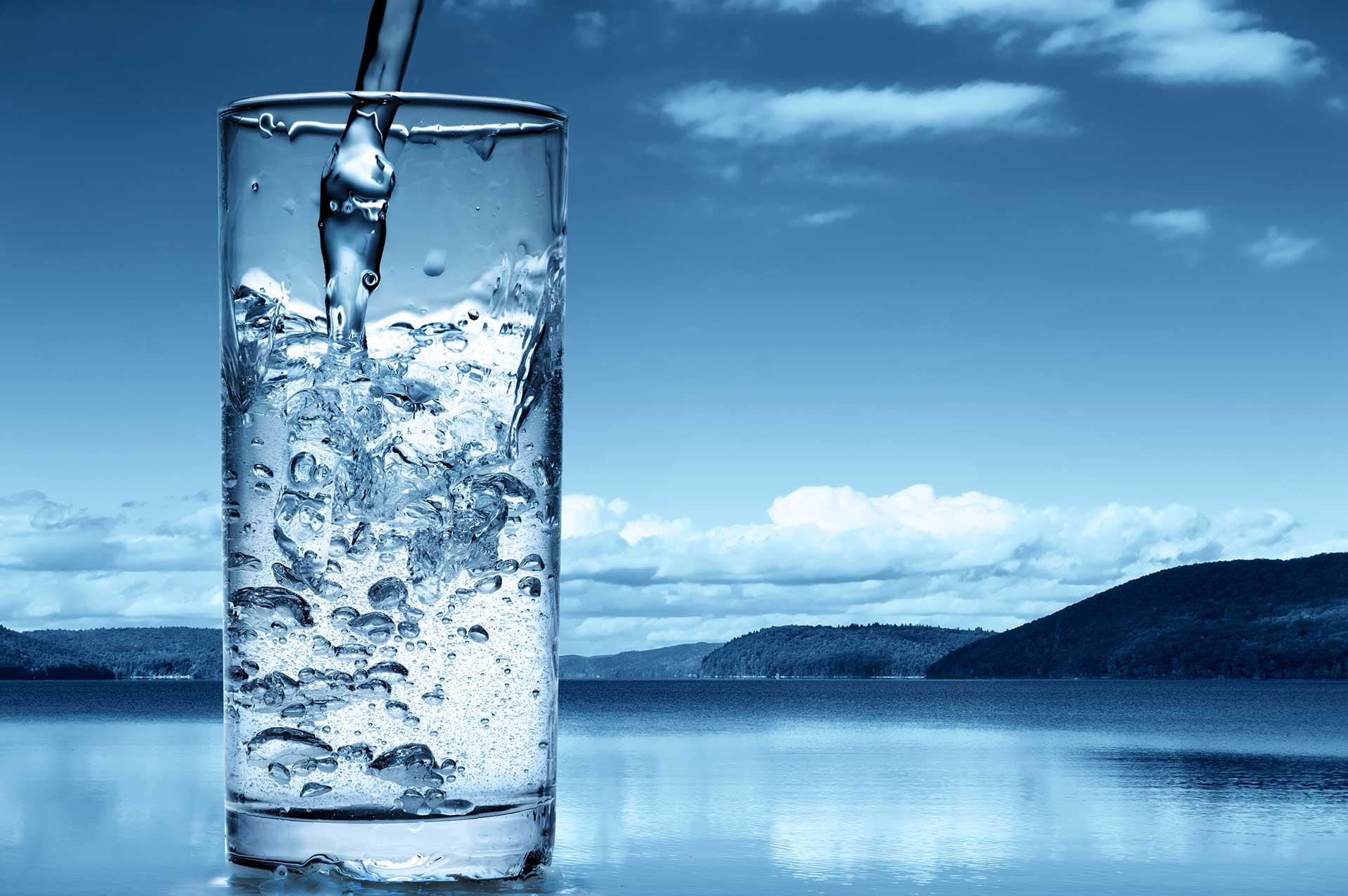Вода и минеральные вещества полезны при жидком стуле