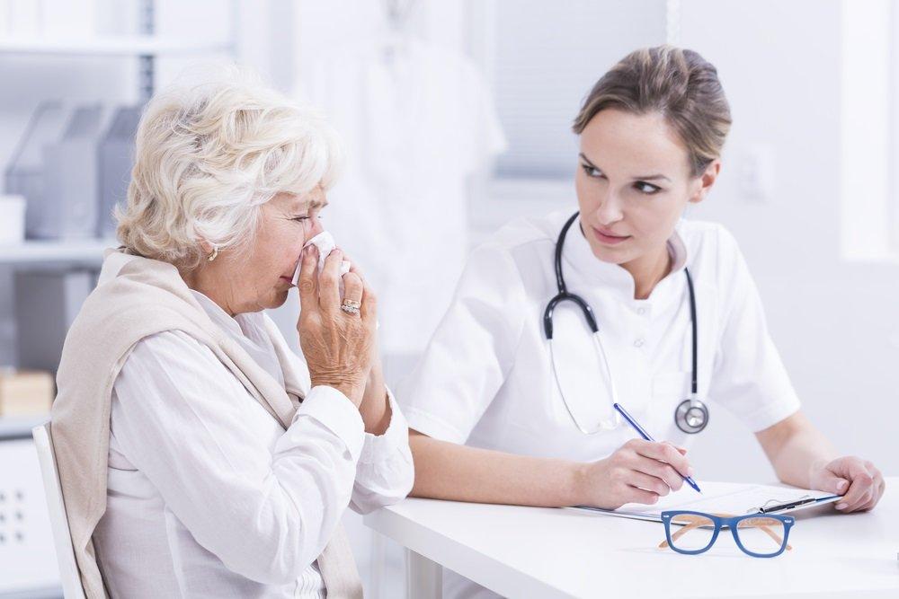 Терапия под наблюдением доктора
