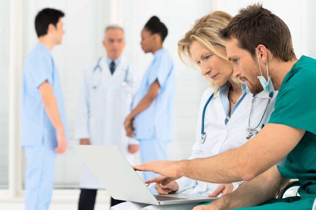 Лечение проводится в больнице