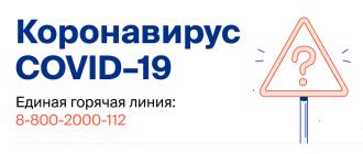 Стопкоронавирус РФ