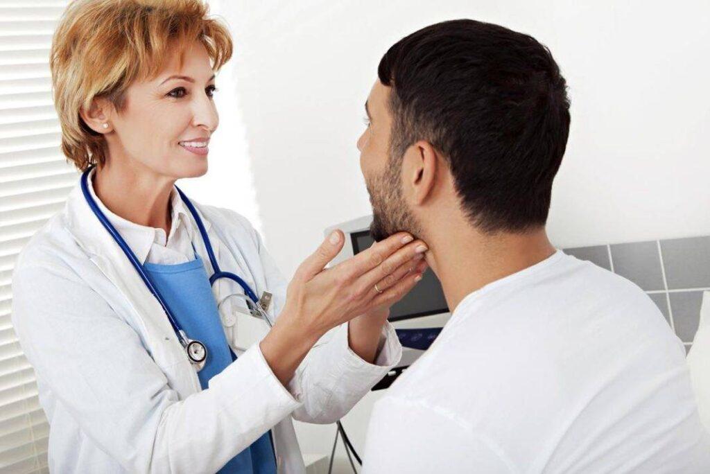Мерказолил назначает эндокринолог