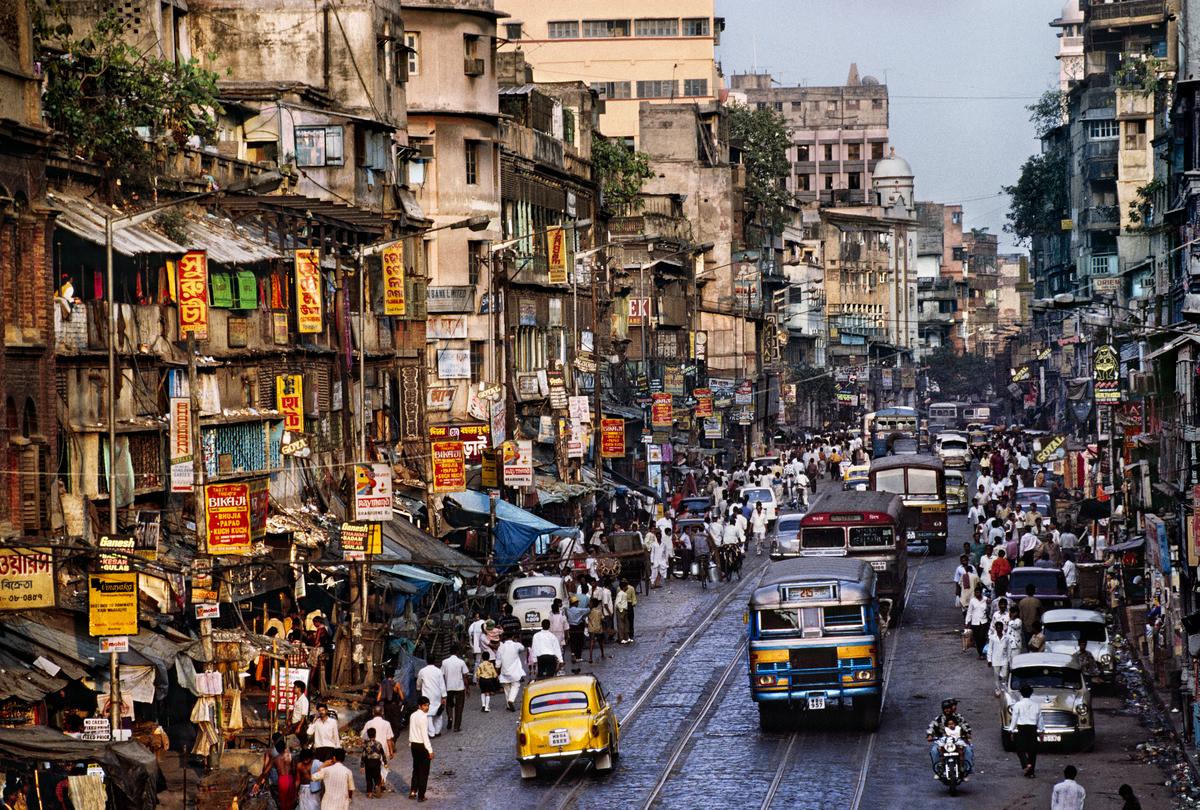Обнаружен в Индии