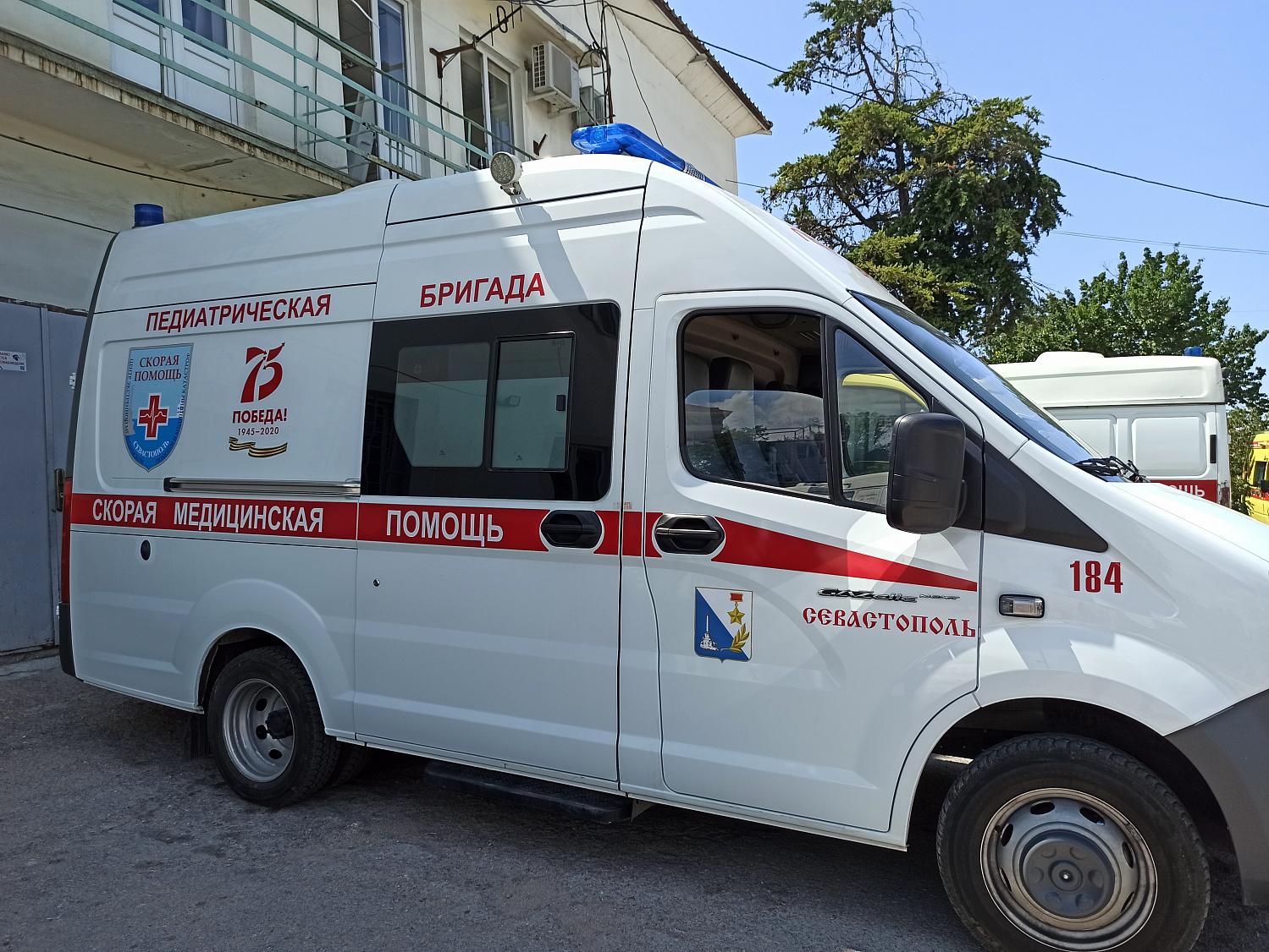 Скорая помощь детям предусматривает выезд педиатрической бригады