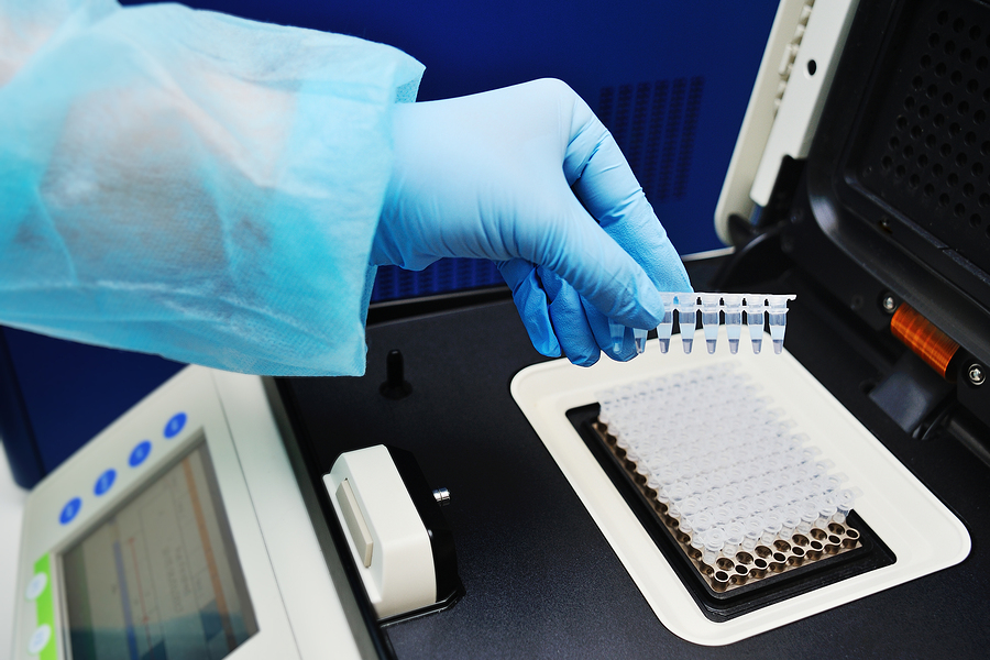Лабораторное изучение новых вариантов инфекции
