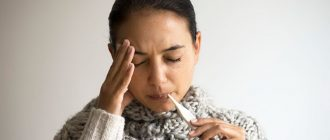 Лихорадка после коронавируса иногда является опасным симптомом