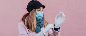 С началом новой волны ношение масок и перчаток проверяют строго